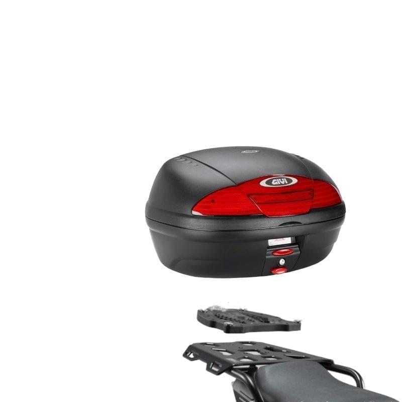 TOP CASE GIVI E450 SIMPLY II