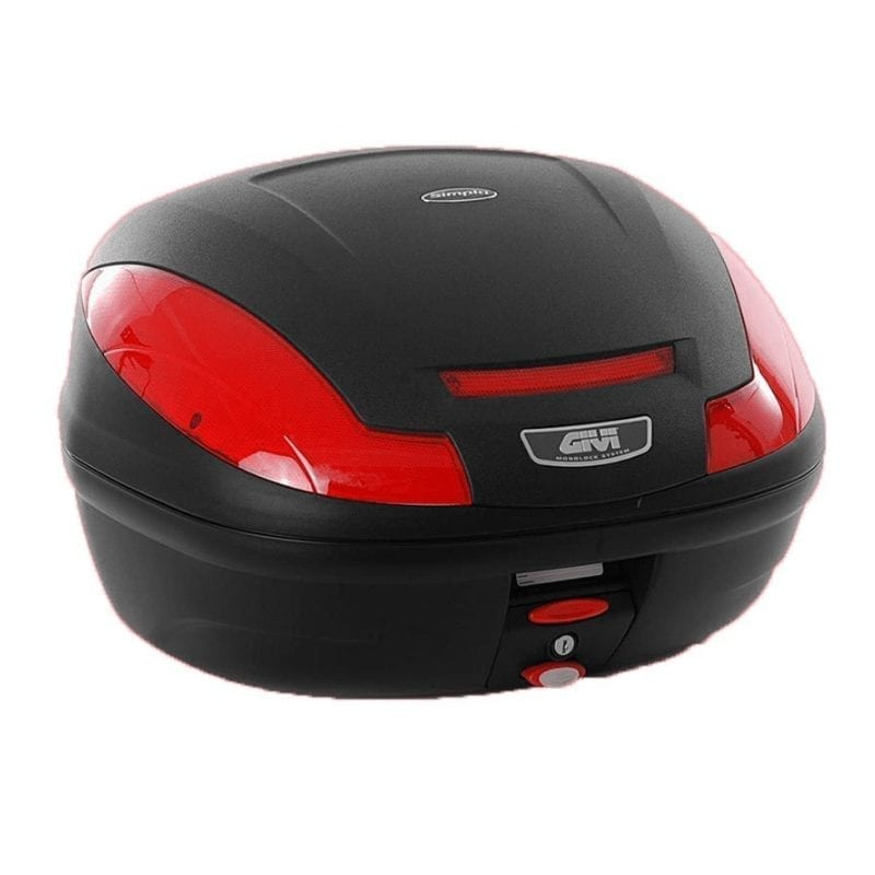TOP CASE GIVI E470 SIMPLY III