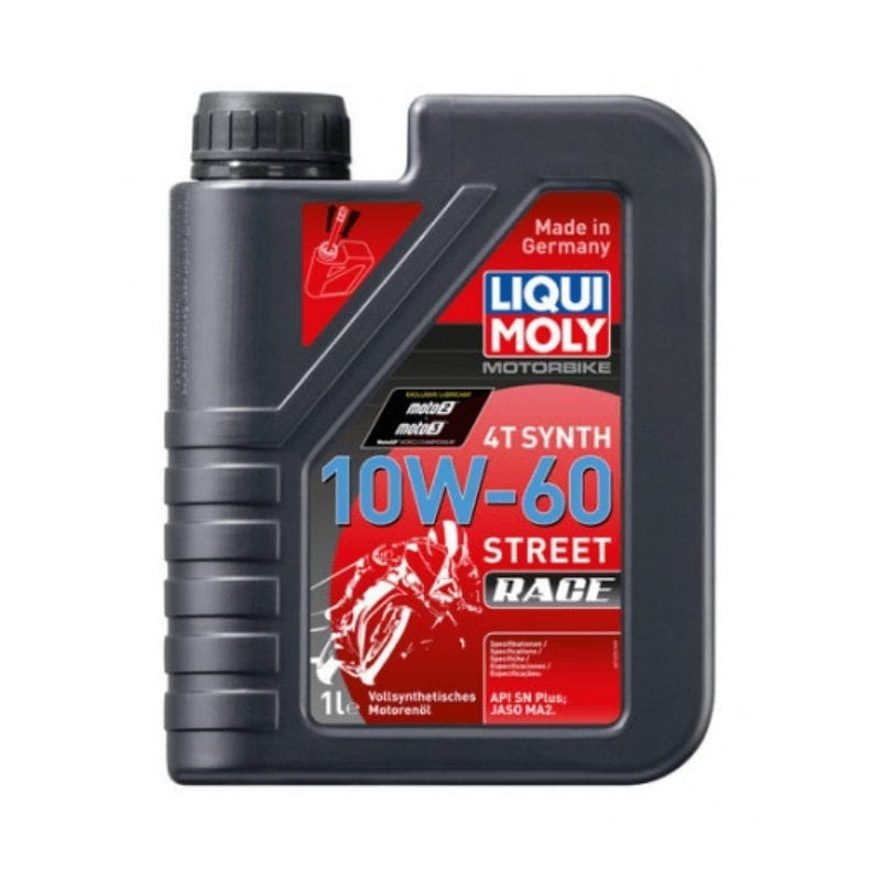 óleo motor 10w60